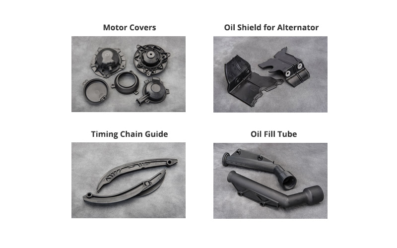 Viking Plastics motor parts
