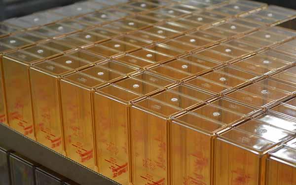 battery casing for transportation