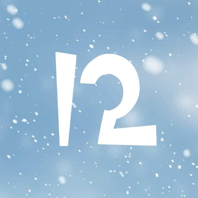 On the 12th day of plastics, Viking made for me…