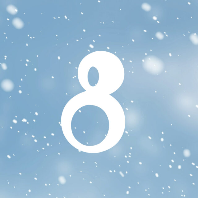 On the 8th day of plastics, Viking made for me…