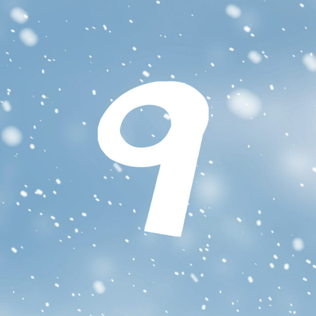 On the 9th day of plastics, Viking made for me…